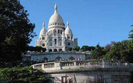 Montmartre 2-Hour Private History and Art Walking Tour