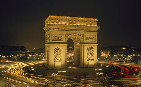 Paris: Skip-the-Line Arc de Triomphe Rooftop Tickets