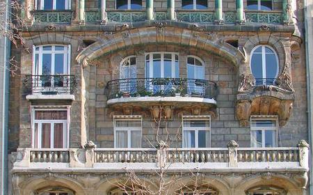 Paris: Art Nouveau Private Walking Tour