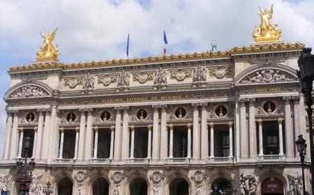 Haussmannian Paris 2-Hour Private Walking Tour