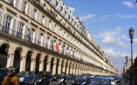 Paris Right Bank 2-Hour Private Walking Tour