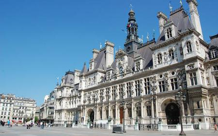 Paris Marais Quarter 2-Hour Private Walking Tour