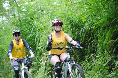 Cycling Tour Adventure from Kintamani Volcano to Bambang