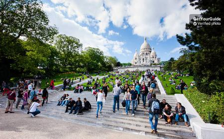 Paris: Montmartre 2-Hour Walking Tour