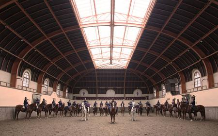 Unexpected Paris: Trainings of the French Horse Guards