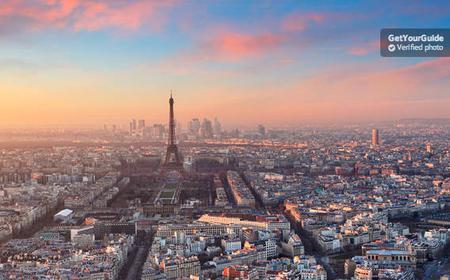 Montparnasse Tickets: 56th Floor & Roof Terrace
