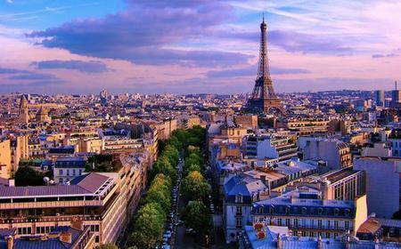 Paris Self-Guided Audio Tour