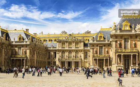 Versailles Palace and Gardens Full Access Day Passes