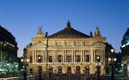 Paris: Mysteries of the Opera Garnier After Hours Tour