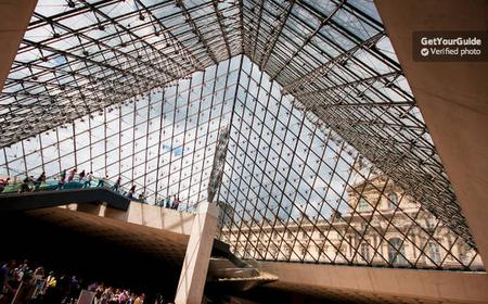 Louvre Museum Skip-The-Line Entrance Ticket