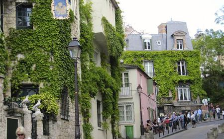 Paris: 2-Hour Guided Tour through Montmartre