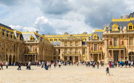 Versailles: Priority Ticket and Audio Tour