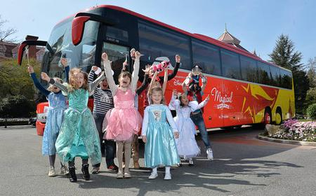 Shuttle Service to/from Disneyland Paris & CDG/ORLY