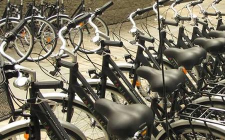 Full-Day Paris Bike Rental