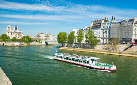 Paris: River Seine Cruise and Notre Dame Tour