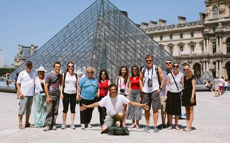 Paris Highlights: 3-Hour Classic Walking Tour