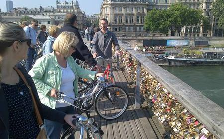 Paris: 2-Hour Guided Bicycle Tour