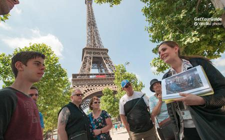 Eiffel Tower Tickets: Exclusive Behind the Scenes Tour