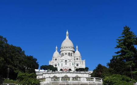 Sacré-Coeur and Dome with Expert Tour Guide