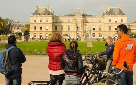 Secret Paris 3-Hour Bike Tour