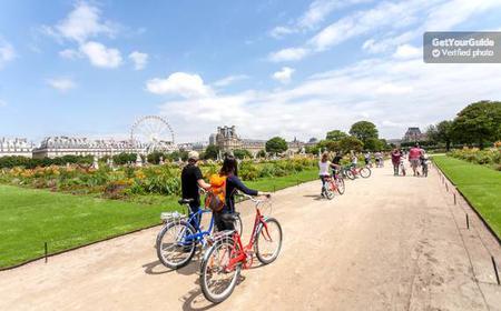 Paris Bike Tour: Eiffel Tower, Place de Concorde & More