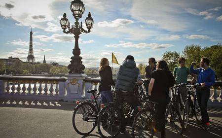 Paris Bike Tour: 3 Hours Along the River Seine