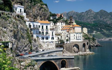 Relaxing Full-Day Sailing Trip Along the Amalfi Coast