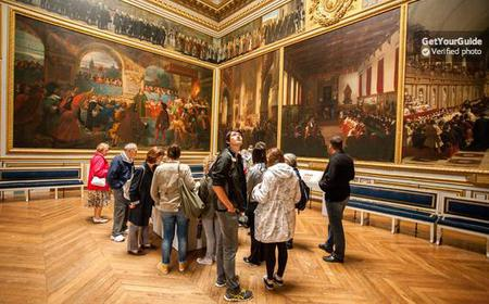 Skip the Line: Guided Visit of Versailles Palace