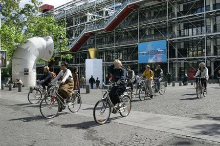 Heart of Paris 3-Hour Guided Bicycle Tour