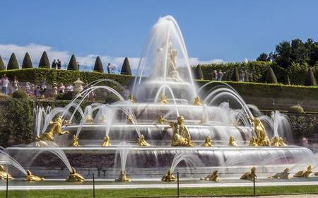 Skip the Line: Versailles and Trianon Audio Pen Tour