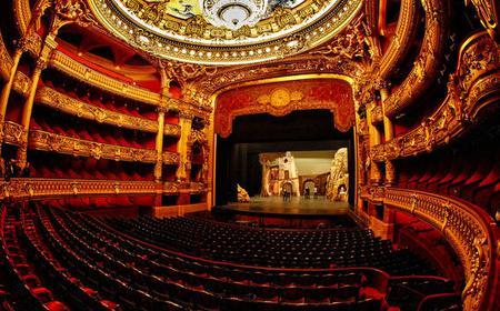 Paris Hidden Treasures Tour: Palais Royal to Opéra Garnier