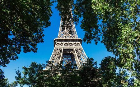 Skip the Line: Eiffel Tower 2nd Floor & Seine Cruise