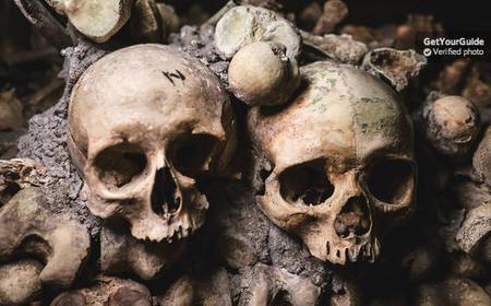 Paris Catacombs: Small-Group Tour
