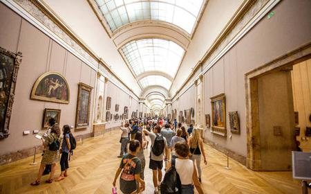 Skip the Line: Louvre Museum Admission with Audio Guide