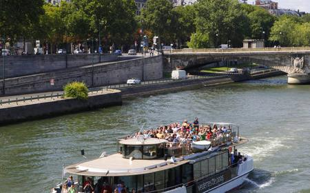 Paris Visitor Pass: 4 Iconic Attractions City Card