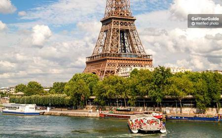 Eiffel Tower Skip-the-Line Ticket & Seine River Cruise