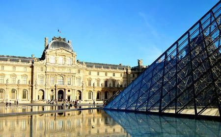Paris: Grand Boulevards & Streets Private Walking Tour