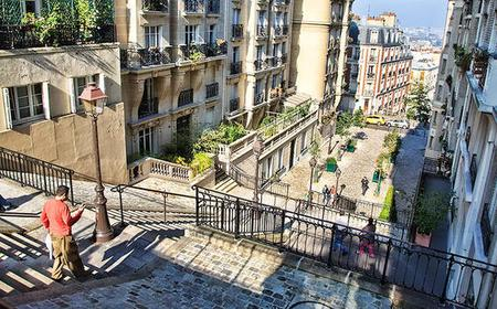 Montmartre & Sacré Coeur: Private 2.5-Hour Walking Tour