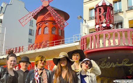 Pigalle Artist's Tour with Parisian Guide