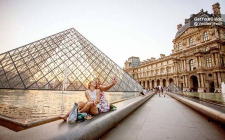 Skip the Line: Louvre Museum Small-Group Tour