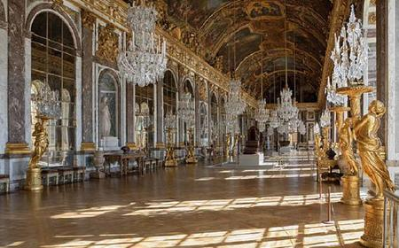 Skip-the-Line Versailles Palace Tour & Hotel Transfers