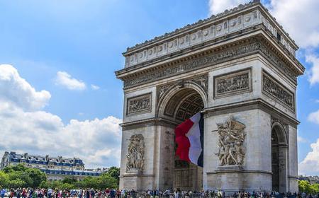 Arc de Triomphe & Champs-Elysées Skip-the-Line Tour