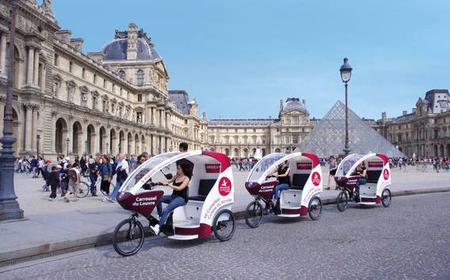 original and guided tour of Paris