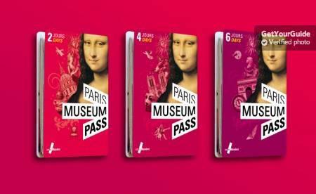 Paris Museum Pass: 2, 4, or 6 Days
