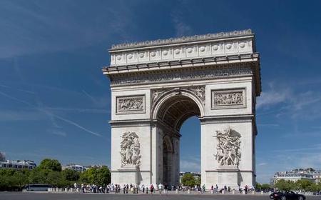 Arc de Triomphe and Champs-Elysées 2-Hour Private Tour