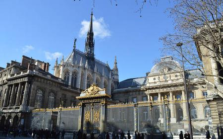 Notre-Dame, Conciergerie & Sainte-Chapelle Guided Tour