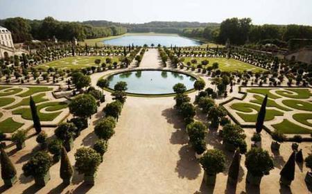 Skip the Line: Versailles Palace and Gardens by Train