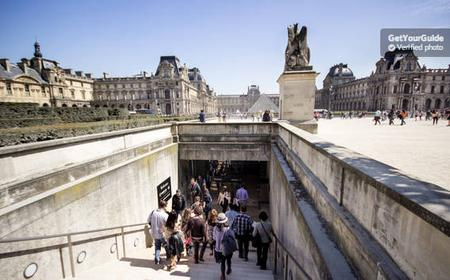 Louvre Museum 3-Hour Guided Tour with Skip the Line