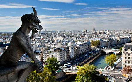 Paris Essentials: Full-Day City Tour from Disneyland® Paris