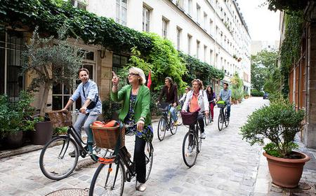 Paris: 4-Hour Culinary Tour by Bicycle